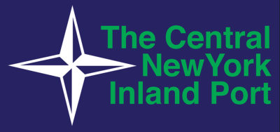 Logo by lotsabigideas for Central New York Inland Port
