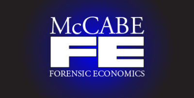 Logo designed by lotsabigideas for McCabe Forensic Economics